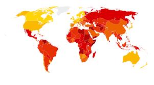 Corruption Perceptions Index 2017 Transparency International