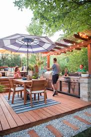 Best 25+ Diy outdoor kitchen ideas on Pinterest | Grill station, Oasis  backyard and Deck kitchen ideas