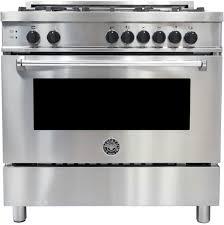 Names Of Kitchen Appliances Bertazzoni Mas365gasxe 36 Inch Gas Range Review Reviewedcom