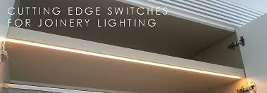 under cabinet lighting switch. lightdream cutting edge switches for joinery lighting under cabinet switch n