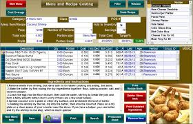 food percentage calculator bar software and liquor control inventory software for your bar