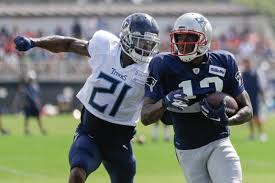 Dion Lewis Logan Ryan Catch Up With Old Patriots Friends