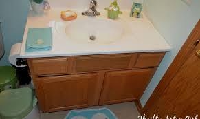 bathroom cabinet redo. 11 Low-Cost Ways To Replace (or Redo) A Hideous Bathroom Vanity | Hometalk Cabinet Redo P