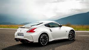 nissan sport car white