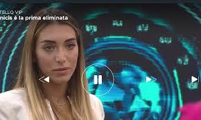 Grande Fratello Vip 2020, Elisa De Panicis la prima ...
