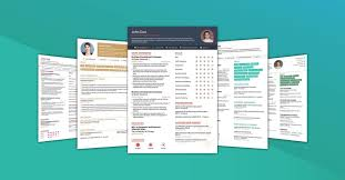 Resume Cv And Cover Letter Examples