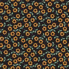 Sunflower Pattern Adorable Sunflowers Pattern Graphic Patterns Creative Market