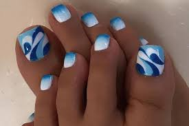 Toe Nail Art Designs Trends Nails Redesigned