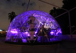 garden igloo. Garden Igloo: Grow Tasty Food And Cannabis In This Modern Biodome Greenhouse Igloo