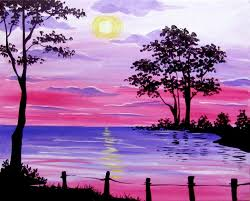 easy painting landscape painting ideas you need now updated watercolor landscape painting