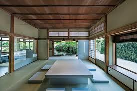 Japanese office design Desk Hojo Sanci Office By Jo Nagasakaschemata Architects Dezeen Schemata Architects Contrasts Original Features With Modern