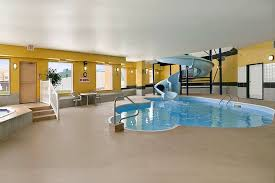 indoor pool and hot tub. Contemporary Pool Days Inn Prince Albert Indoor Pool With Slide And Hot Tub In Pool And Hot Tub A