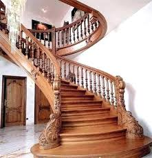 rustic stair railing ideas wood stairs wooden best railings on staircase designs outdoor