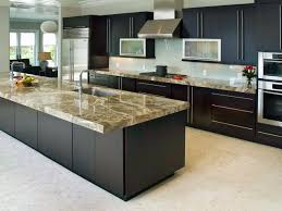 Dark Granite Kitchen Countertops Backsplash Ideas For Granite Countertops Hgtv Pictures Hgtv