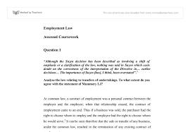 employment law essays law teacher edu essay employment law essays law teacher 1279376