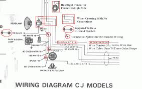 jeep cj wiring diagram ignition coil wiring diagram basic wiring 101 getting you started jeepforum com