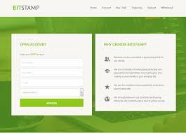 open bitstamp account
