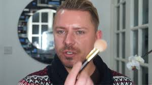 you can apply powder before liquid foundation