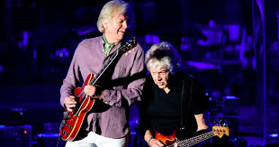 The moody blues covered when a child is born, white christmas, don't let me be misunderstood, i don't want to go on without you and other songs. The Moody Blues Open The Season And Flirt With Self Parody At The Hollywood Bowl Los Angeles Times