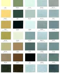 Blue Grey Paint Chips Chart Shades Of Teal Purple Brown