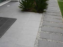 Flooring Design Outdoor Eco Outdoor Buffalo And Raven Granite Paving With Anvil