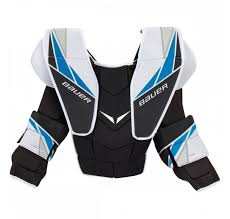 Bauer Goalie Chest Protector Size Chart Bauer Street Goalie Chest And Arm Hockey Chest Protector