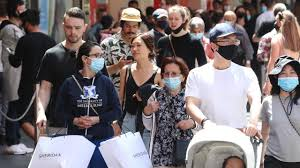 There is also a new requirement for it to be a. Victoria Covid Restrictions Masks To Become Mandatory On New Year S Eve At 5pm