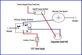 how to wire electric radiator fan kenlowe fan wiring diagram dual Wiring 3 Speed Box Fan how to wire electric radiator fan kenlowe fan wiring diagram dual electric fan wiring diagram photo