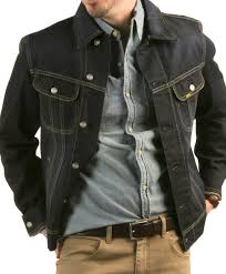 lee jeans jacket men