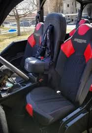 general front rear p seat kids