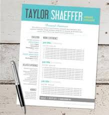 Resume Template Package | Instant Download | Microsoft Word ... Resume Template Editable Download - Cover Letter, References - Instant Download Microsoft Word -Teal, Yellow, Black, White (Taylor Template)