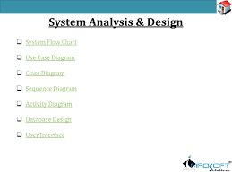 Flow Charts In System Analysis And Design School Management System Developed By Swapnil R Gohil