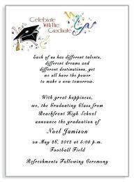 Breathtaking Graduation Party Invitation Templates Graduation Party