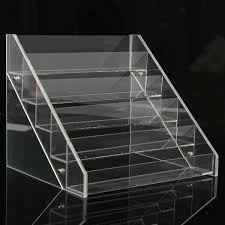 Acrylic Tiered Display Stands 100 Tiers 100 Bottles Acrylic Nail Polish Display Stand Makeup 25