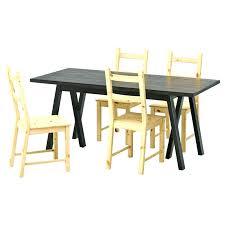 ikea glass top dining table set elegant