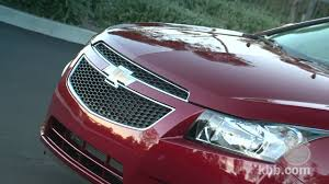 2011 Chevrolet Cruze Review - Kelley Blue Book - YouTube