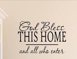 god bless this home and all who enter wall decor stickers on allah bless this home wall art with god bless this home and all who enter wall decor stickers