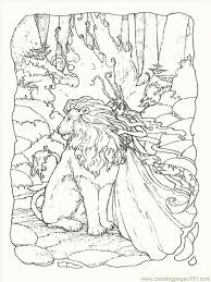 Small Picture Fantasy Coloring Pages To Download And Print For Free Fantasy