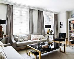 black room furniture. interiors an elegant living room in black gray and gold furniture