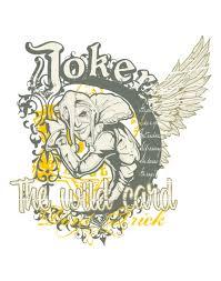 Joker Wild Card T-shirt -
