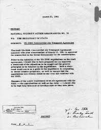 national security essay national security action memorandum number 212 john f kennedy