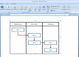 flowchart in word flow chart maker microsoft office picture adorable create flowchart