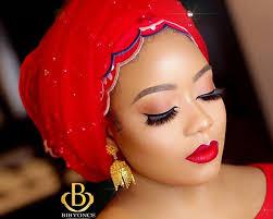 studio bibyonce bridal makeup artist and beauty studio lagos nigeria