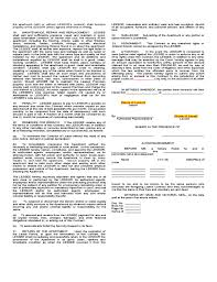 Sample Lease Contract For Apartment Or Condominium Unit Free Download