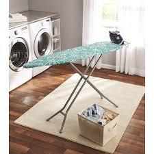 Ironing board furniture Sewing Room Walmart Mainstays Leg Premium Teal Ironing Board Walmartcom