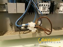 distribution board db box repair change all mcb condo electrician singapore