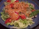 benihana superb salad dressing