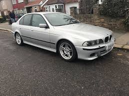 2001 (51 Plate) BMW 5 SERIES 2.9 530d Sport 4dr - Silver Automatic ...