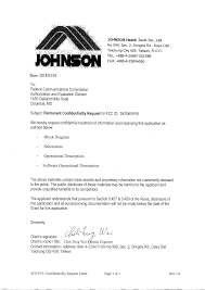 Johnson And Johnson Cover Letter 3xerfid Console For Exercise Machine Cover Letter Ltc Letter Johnson