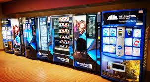 Vending Machines Wellington Interesting Vending Services Taher Inc Food Service